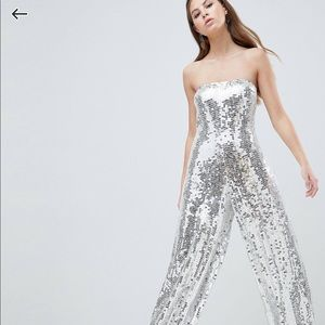ASOS Sequin Jumpsuit